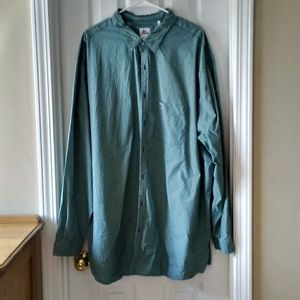 Lacoste long sleeve button down 3XL
